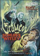 Die, Monster, Die! - German Movie Poster (xs thumbnail)