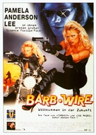 Barb Wire - German Theatrical movie poster (xs thumbnail)