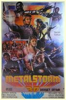 Metalstorm: The Destruction of Jared-Syn - Turkish Movie Poster (xs thumbnail)