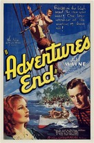 Adventure's End - Movie Poster (xs thumbnail)
