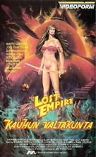 The Lost Empire - Finnish VHS cover (xs thumbnail)