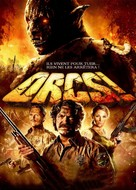 Orcs! - French DVD movie cover (xs thumbnail)