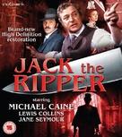 Jack the Ripper - British Blu-Ray movie cover (xs thumbnail)