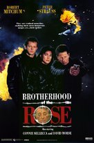 """""""Brotherhood of the Rose"""" - DVD movie cover (xs thumbnail)"""