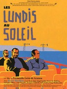 Los lunes al sol - French Movie Poster (xs thumbnail)