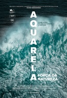 Aquarela - Portuguese Movie Poster (xs thumbnail)