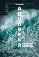 Aquarela - Portuguese Movie Poster (xs thumbnail)