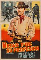 Gunsmoke in Tucson - Argentinian Movie Poster (xs thumbnail)