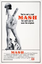 MASH - Re-release movie poster (xs thumbnail)