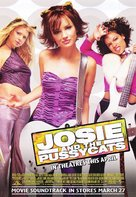 Josie and the Pussycats - Advance poster (xs thumbnail)