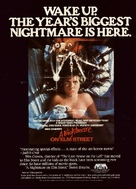 A Nightmare On Elm Street - Advance movie poster (xs thumbnail)