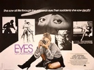 Eyes of Laura Mars - British Movie Poster (xs thumbnail)