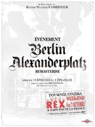 """Berlin Alexanderplatz"" - French DVD movie cover (xs thumbnail)"