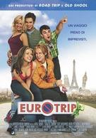 EuroTrip - Italian Theatrical movie poster (xs thumbnail)
