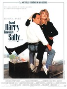 When Harry Met Sally... - French Movie Poster (xs thumbnail)