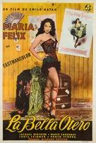 La bella Otero - Argentinian Movie Poster (xs thumbnail)