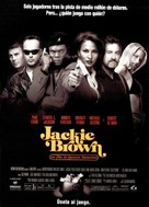 Jackie Brown - Spanish Movie Poster (xs thumbnail)