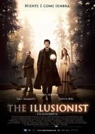 The Illusionist - Italian Movie Poster (xs thumbnail)