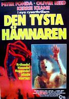 Spasms - Swedish Movie Poster (xs thumbnail)
