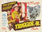 Trigger, Jr. - Movie Poster (xs thumbnail)
