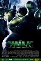 Hulk - Polish Movie Poster (xs thumbnail)