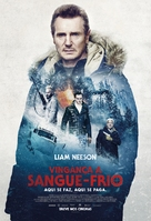 Cold Pursuit - Brazilian Movie Poster (xs thumbnail)