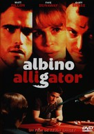 Albino Alligator - French DVD cover (xs thumbnail)