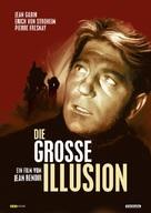 La grande illusion - German Movie Poster (xs thumbnail)