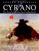 Cyrano de Bergerac - French Movie Poster (xs thumbnail)