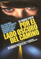 Lost Highway - Mexican Movie Cover (xs thumbnail)