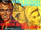Vertigo - German Movie Poster (xs thumbnail)
