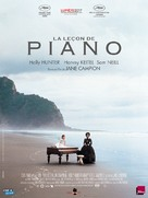 The Piano - French Re-release movie poster (xs thumbnail)