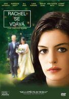 Rachel Getting Married - Czech Movie Cover (xs thumbnail)