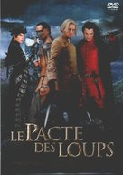 Le pacte des loups - French Movie Cover (xs thumbnail)