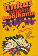 Ultimul Mohican - Polish Movie Poster (xs thumbnail)