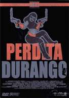 Perdita Durango - German DVD cover (xs thumbnail)