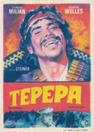 Tepepa - Spanish Movie Poster (xs thumbnail)