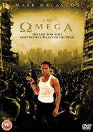 I Am Omega - British DVD cover (xs thumbnail)