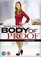 """Body of Proof"" - British DVD cover (xs thumbnail)"