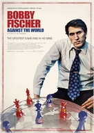 Bobby Fischer Against the World - Swedish Movie Poster (xs thumbnail)