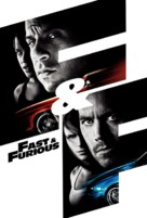 Fast & Furious - Movie Poster (xs thumbnail)