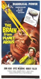 The Brain from Planet Arous - Movie Poster (xs thumbnail)