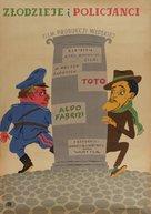 Guardie e ladri - Polish Movie Poster (xs thumbnail)