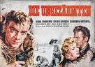 Strange Lady in Town - German Movie Poster (xs thumbnail)