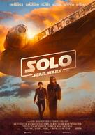 Solo: A Star Wars Story - Italian Movie Poster (xs thumbnail)