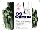 99 mujeres - Movie Poster (xs thumbnail)