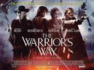 The Warrior's Way - British Movie Poster (xs thumbnail)