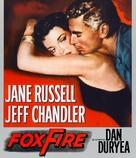 Foxfire - Blu-Ray cover (xs thumbnail)