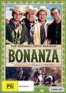"""""""Bonanza"""" - Australian DVD cover (xs thumbnail)"""