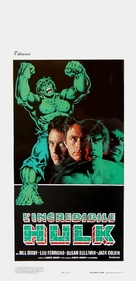 """The Incredible Hulk"" - Italian Movie Poster (xs thumbnail)"